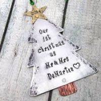 personalized metal ornaments decore