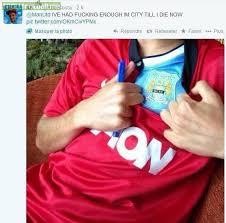 plastic fans manchester united s plastic fans troll football