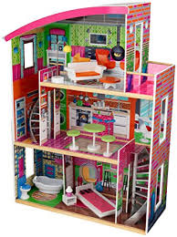 120 Best Dollhouse Plans Images by Amazon Com Kidkraftdesigner Dollhouse With Furniture Toys U0026 Games