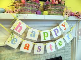 happy easter decorations 10 easter decorating ideas style at home