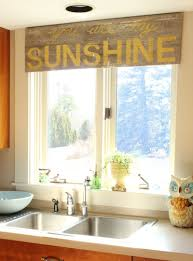 dress your windows with these 19 curtain alternatives brit co hanging mirrors in front of the window is a unique use of space more importantly it will give you the best light for doing your makeup