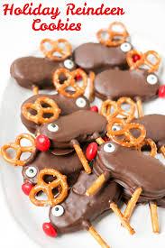 holiday reindeer cookies domestic superhero