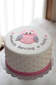 owl cakes for baby shower baby shower owl cakes baby showers ideas