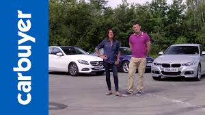 used lexus vs used mercedes mercedes c class vs bmw 3 series vs audi a4 carbuyer youtube