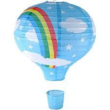air balloon ceiling light rainbow air balloon ceiling light paper lantern l shade