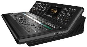 midas console table de mixage numerique midas m32 pourlesmusiciens