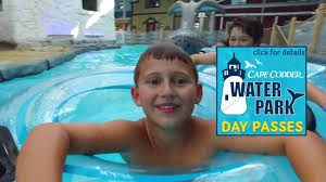the cape codder water park family fun on cape cod youtube