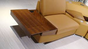 What To Put On End Tables In Living Room by Decorating Living Room Tips With Brown Leather Sofa La Furniture