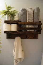 Bathroom Shelves For Towels Bath Towel Shelf Shelf Bathroom Wood Shelf Towel Rack Towel