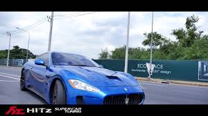 stanced maserati ghibli hitz supercar f i exhaust the best exhaust for maserati youtube