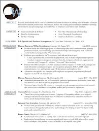 dance resume objective basic markcastro co human resources resume sample hr generalist resume objective 40 hr resume cv templates human resources resume
