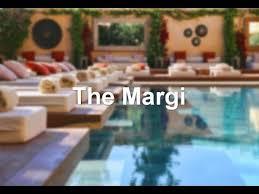 the margi hotel the margi athens greece 5 star hotel youtube