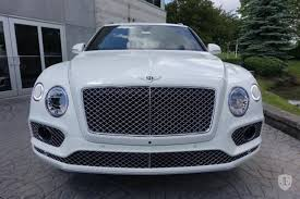 bentley price 2018 2018 bentley bentayga in dublin oh united states for sale on