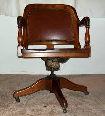 Ergonomic Reading Chair The Perfect Vintage Bankers Chair For You All About Home Design