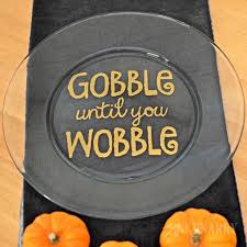 thanksgiving platter a painted hostess gift idea