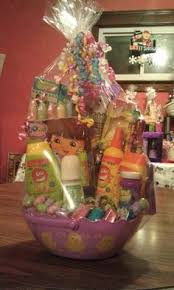 filled easter baskets for sale minnie mouse easter basket bouquet www delicatesweetcreations