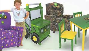 8 unique pieces of john deere furniture for children