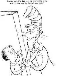 dr seuss characters coloring pages google search kids