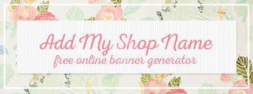 banner design generator tambamcreative free etsy banner maker