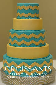 wedding cakes at croissants bakery in myrtle beach south carolina