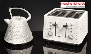 Morphy Richards Kettle And Toaster Set Morphy Richards Toaster Kettle Pack Groupon