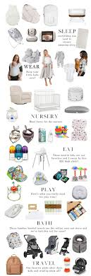 baby registery 40 baby registry must haves lynzy co