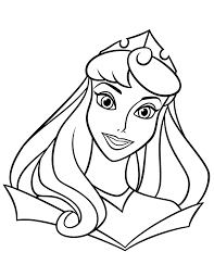 30 aurora coloring pages coloringstar