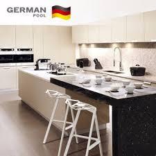 cuisine modulaire professionnelle piscine allemand fabricant professionnel quartz en acier