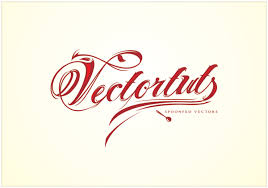 vector typography tutorial how to add decorative glamour to your ordinary script font