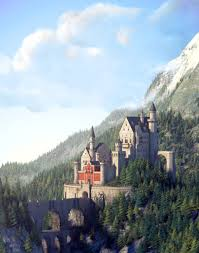 tutorial for blender 2 74 build a fairytale castle article in 3dartist magazine issue 74