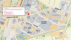 Clark College Map Permit Announcements Parking U0026 Transportation U Va