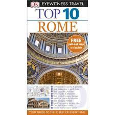 dk eyewitness top 10 travel guide rome by jeffrey kennedy