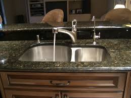 kitchen sink and faucet sets kitchen faucet soap dispenser placement for your