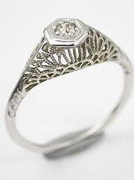 filigree antique engagement rings best 2000 antique decor ideas