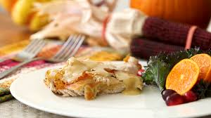 rosemary turkey breast roasted in an oven bag thanksgiving