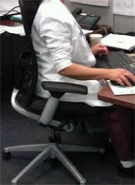 Computer Desk Posture Blog Ergo Valley
