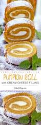 thanksgiving roll recipe pumpkin roll with cream cheese filling cakescottage