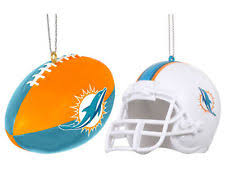 forever collectibles miami dolphins sports fan ornaments ebay