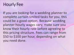 wedding planner pricing two concept of how does it take to plan a wedding best