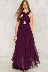 dress gal gal collection purple reina maxi dress sale newly added