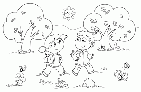 kid learning coloring pages coloring home