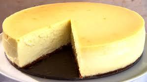 new york style cheesecake recipe u0026 video martha stewart