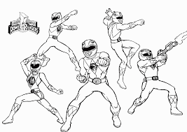 coloring pages power rangers black power ranger dinosaur coloring