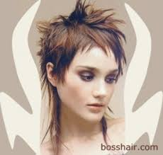 short hairstyles sideburns tendrils google search short punk
