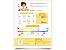 Infographic Resume Maker Beautiful Infographic Resume Templates By Wwwkickresumecom Create