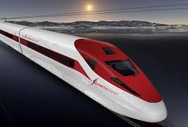 California High Speed Rail Map High Speed Rail Curbed La