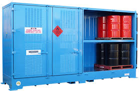 Outdoor Chemical Storage Cabinets Dangerous Goods Storage Solutions Industrial Storage Cabinets