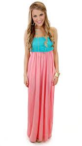 pink boutique dresses two tone maxi pink dresses the blue door boutique