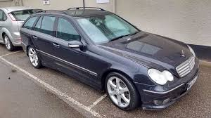 mercedes c270 cdi mercedes c270 cdi sport edition estate in exeter gumtree