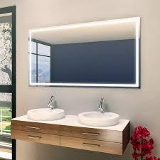 badspiegel led beleuchtung bad spiegel mit led beleuchtung rundum